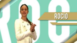 La concursante onubense Rocío Ojuelos. / Foto: Canal Sur.