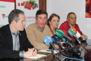Las asambleas informativas comienzan este martes en Bonares.