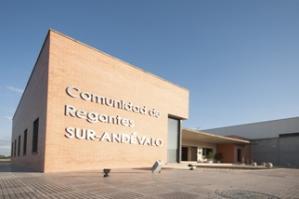 Sede de la Comunidad de Regantes Sur-Andevalo.