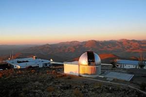 Trabaja con los telescopios Trappist-Sud y Trappist-Nord. / Foto: eso.org.