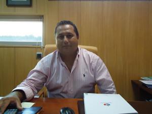 José Antonio Garrido, presidente de la Comunidad