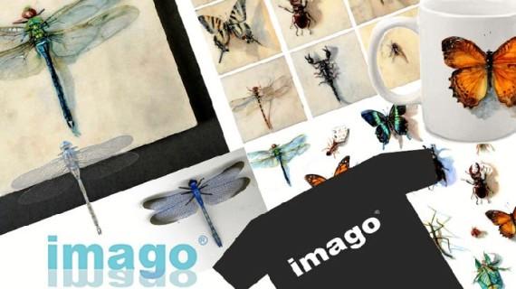 Víctor Pulido lanza una campaña de crowdfunding para realizar su proyecto 'IMAGO, la escultura de una libélula a gran escala'