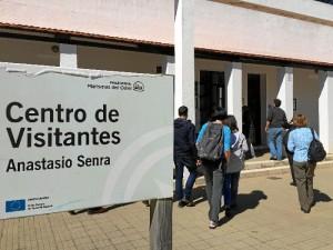 Centro de Visitantes Marismas del Odiel.