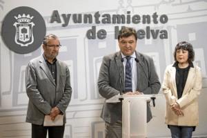 El alcalde anunció que el centro estaría en funcionamiento a finales de este año.