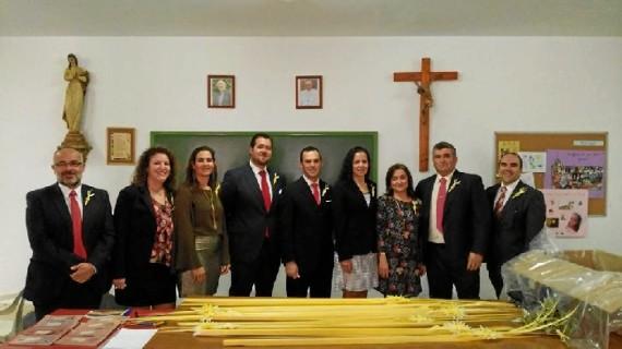 La Borriquita de Trigueros se consagra como nueva Hermandad de Penitencia
