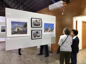 Inauguración de la exposición. / Foto: Facebook Taller La Escalera