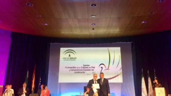 El IES San Blas de Aracena, premiado a nivel andaluz por sus proyectos para la mejora de la convivencia escolar