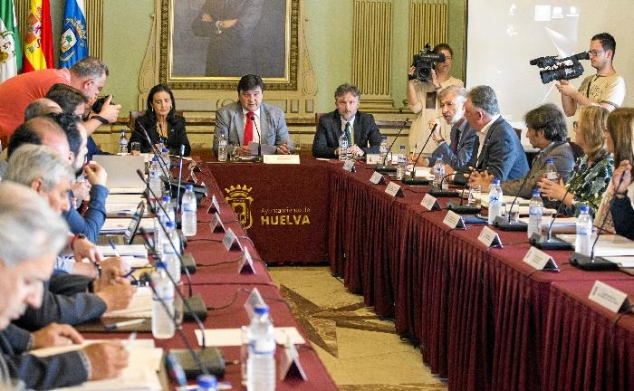Abordados los primeros avances del Comité de Expertos en busca de la solución óptima para recuperar la Marisma
