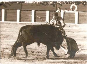 """""""El Zurdo"""". Huelva, 24 de junio de 1963."""