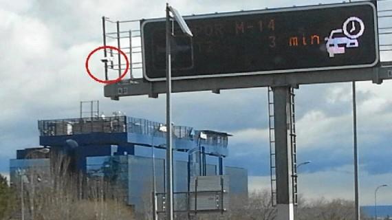 Comienzan a funcionar las cámaras que vigilan el uso del cinturón de seguridad en las carreteras onubenses