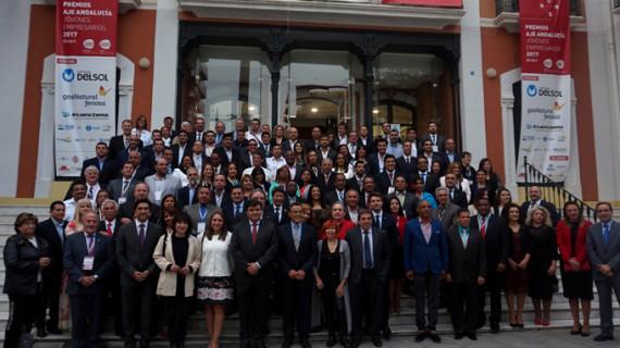 """Huelva renueva su compromiso con América Latina en un """"diálogo de vocación municipalista"""""""