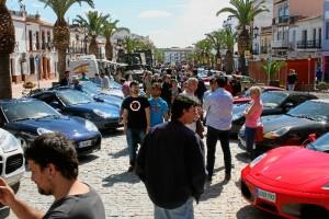 La II Feria del Automóvil y Maquinaria Agrícola del Condado de Huelva concluye con un balance muy positivo.