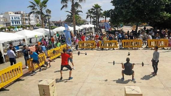 Éxito de la Gran Plaza de la Salud y el Día de la Bicicleta en Ayamonte