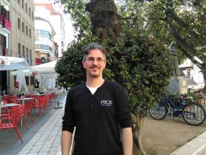 José María lanzará pronto una campaña de crowdfunding.