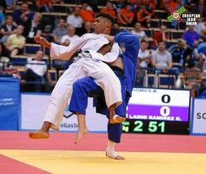 El onubense consiguió el bronce en el Campeonato de Europa Cadete, celebrado en Finlandia el pasado verano.