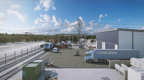 El Puerto de Huelva ampliará la Terminal de Majarabique y construirá una nueva rampa Ro-Ro en respuesta al aumento de tráficos