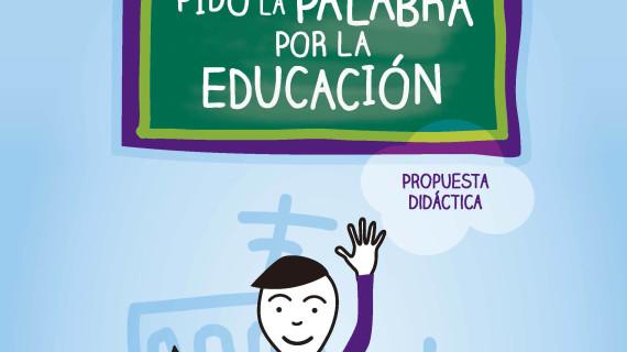 'Entreculturas' organiza un acto en la Universidad de Huelva con motivo de la Semana de Acción Mundial por la Educación