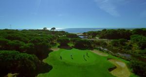 Las instalaciones del  campo de Nuevo Portil albergaron esta prueba del Circuito Senior de la Real Federación Andaluza de Golf.
