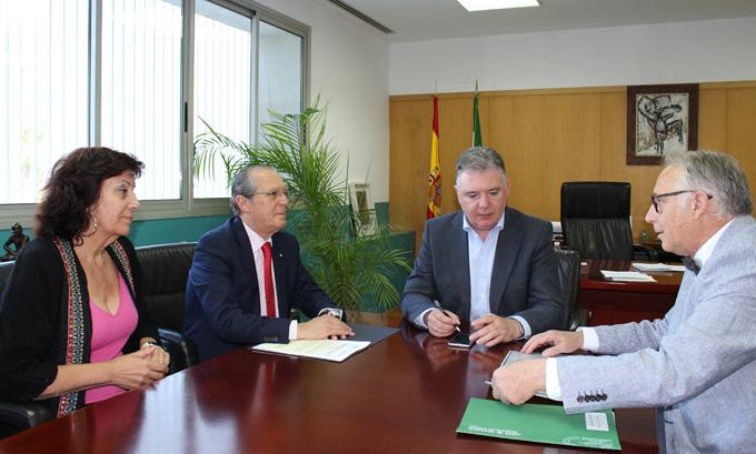 Cruz Roja de Huelva colabora en los planes de emergencia de Protección Civil en Huelva