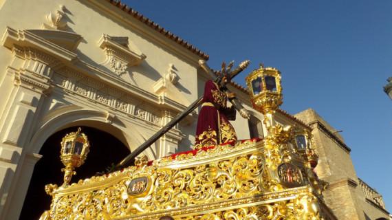 Las hermandades del Martes Santo de Huelva preparan su salida procesional por las calles de la ciudad