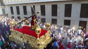 Huelva se echará de nuevo a la calle para ver al Señor de Pasión.