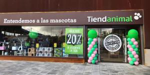 Tiendanimal en Holea Huelva.