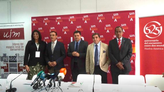 Huelva se convierte en punto de encuentro de la comunidad municipalista iberoamericana