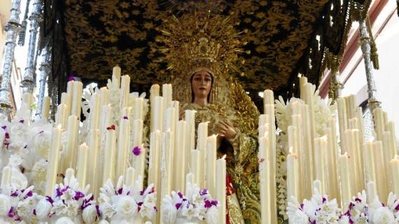 Victoria, Prendimiento, Esperanza y Santa Cruz hacen su estación de penitencia el próximo Miércoles Santo