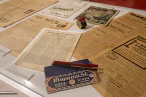La idea surgió durante la exposición celebrada con motivo del I Centenario de la Asociación de la Prensa de Huelva.