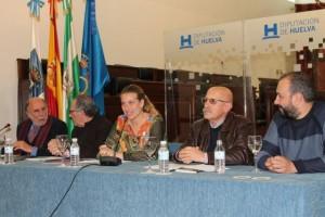 La presentación tuvo lugar en la Diputación Provincial.