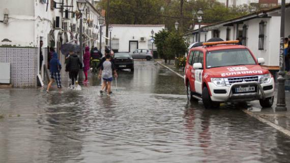 Varios municipios onubenses y la Diputación reciben cerca de un millón de euros por catástrofes naturales de 2017