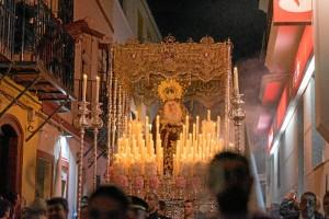 María Santísima del Rosario.