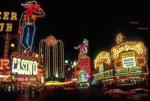 En los casinos de Las Vegas no hay ni relojes ni tampoco ventanas.