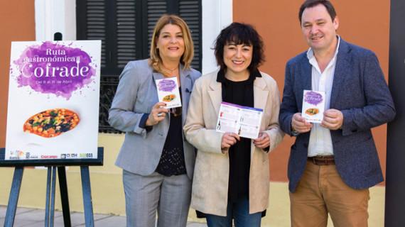 Huelva pone en marcha su I Ruta Gastronómica Cofrade