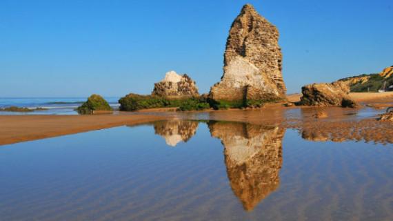 Huelva tuvo su propia Torre del Oro situada en… Mazagón