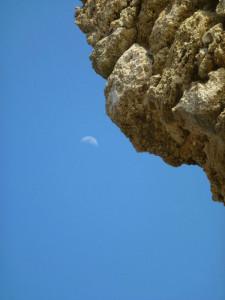 Junto con la de Canela, fue la torre almenara más alta de la Costa de Huelva. / Foto: José Luis Perera Moreno.
