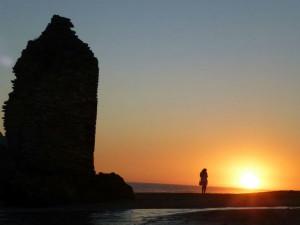 La torre estuvo en funcionamiento hasta bien entrado el siglo XIX. / Foto: José Luis Perera Moreno.