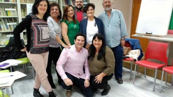El palermo Julio Piedra, elegido presidente del Consejo Andaluz de Colegios Profesionales de Trabajo Social