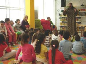 Visitas dinamizadas a la Biblioteca Provincial.