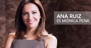 Ana ha trabajado en la serie de Canal Sur 'Entreolivos'.