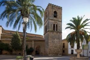 Iglesia de Santa María de la Granada de Niebla. / Foto: rutas.legadoandalusí.es.