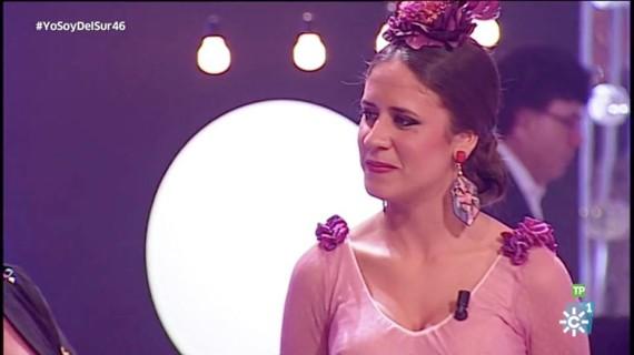 Rocío Ojuelos, contenta y satisfecha por su paso en 'Yo soy del sur', agradece el apoyo incondicional recibido