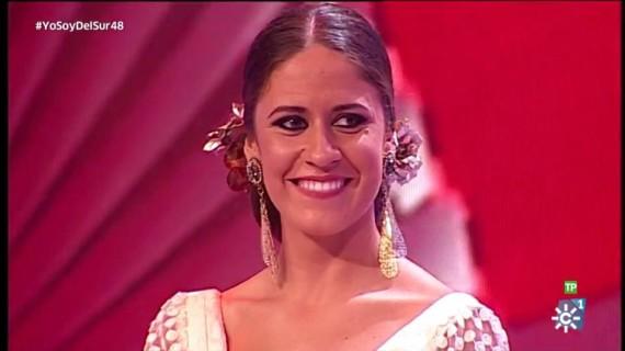 """Rocío Ojuelos: """"Si gano la final de 'Yo soy del Sur' se lo dedicaré a todo el pueblo de Lucena"""""""