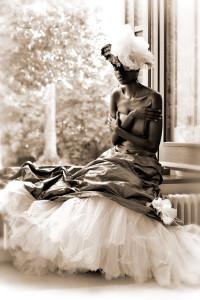 Un ejemplo del trabajo del onubense como fotógrafo de moda.