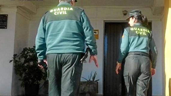 Detenidas tres personas por el robo perpetrado este lunes en una sucursal bancaria en Lepe