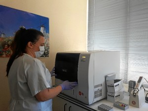 Hasta ahora el análisis de la biopsia selectiva de ganglio centinela se venía realizando en dos fases.