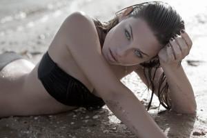 Fran ha fotografiado a modelos muy famosas.