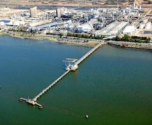 Imagen aérea de la empresa Atlantic Cooper. SLU.