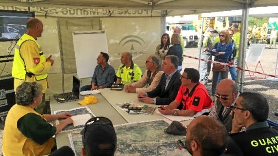 El Plan Infoca, preparado para cualquier eventualidad en la provincia de Huelva