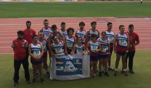Los deportistas del CODA que han brillado en el Campeonato celebrado en San Fernando.